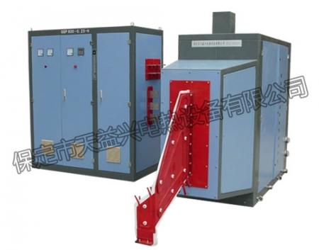 600KW Tube Welder