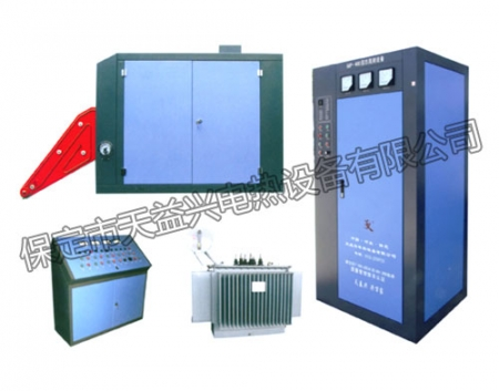 100KW Tube Welder