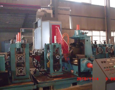 700KW tube welder in Jiangsu